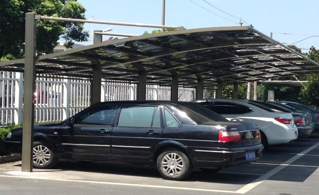 Autobeállók, kocsibeállók építése